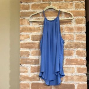 Lush High Neck/ Halter Tank